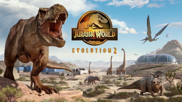 Jurassic World Evolution 2 interview Jeff Goldblum talks about his