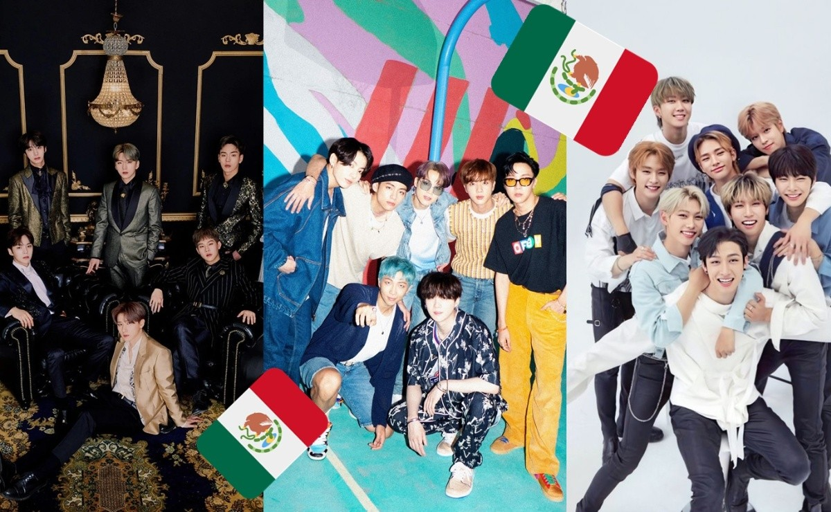 K-Pop: 5 Bands That Could Visit Mexico When There Are Concerts