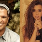 Kisses at Any Time: Carlos Vives' daughter along with Mau and Ricky surprises in a music video with her father