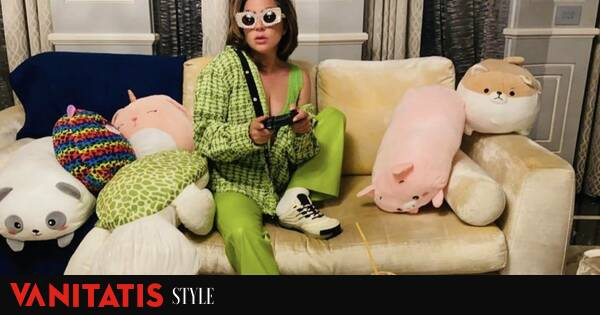Lady Gaga's most fashionista summer: display of looks to be Gaga again