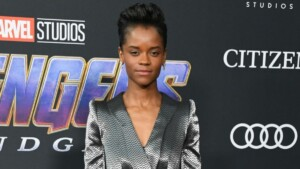 Letitia Wright hospitalized after accident on the set of 'Black Panther 2'
