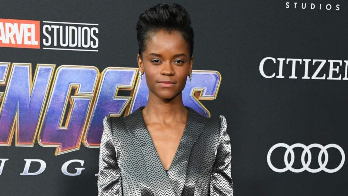 Letitia Wright hospitalized after accident on the set of Black