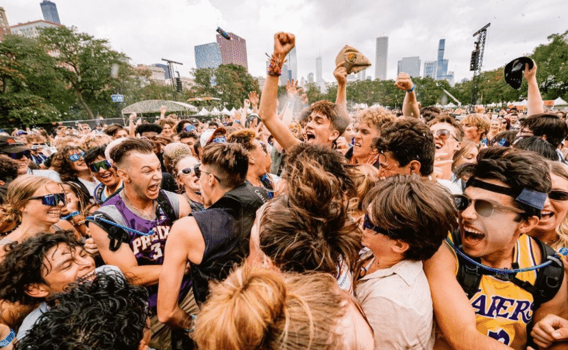 Lollapalooza Festival 2021: with 203 reported Covid cases it is not yet considered a super contagious event