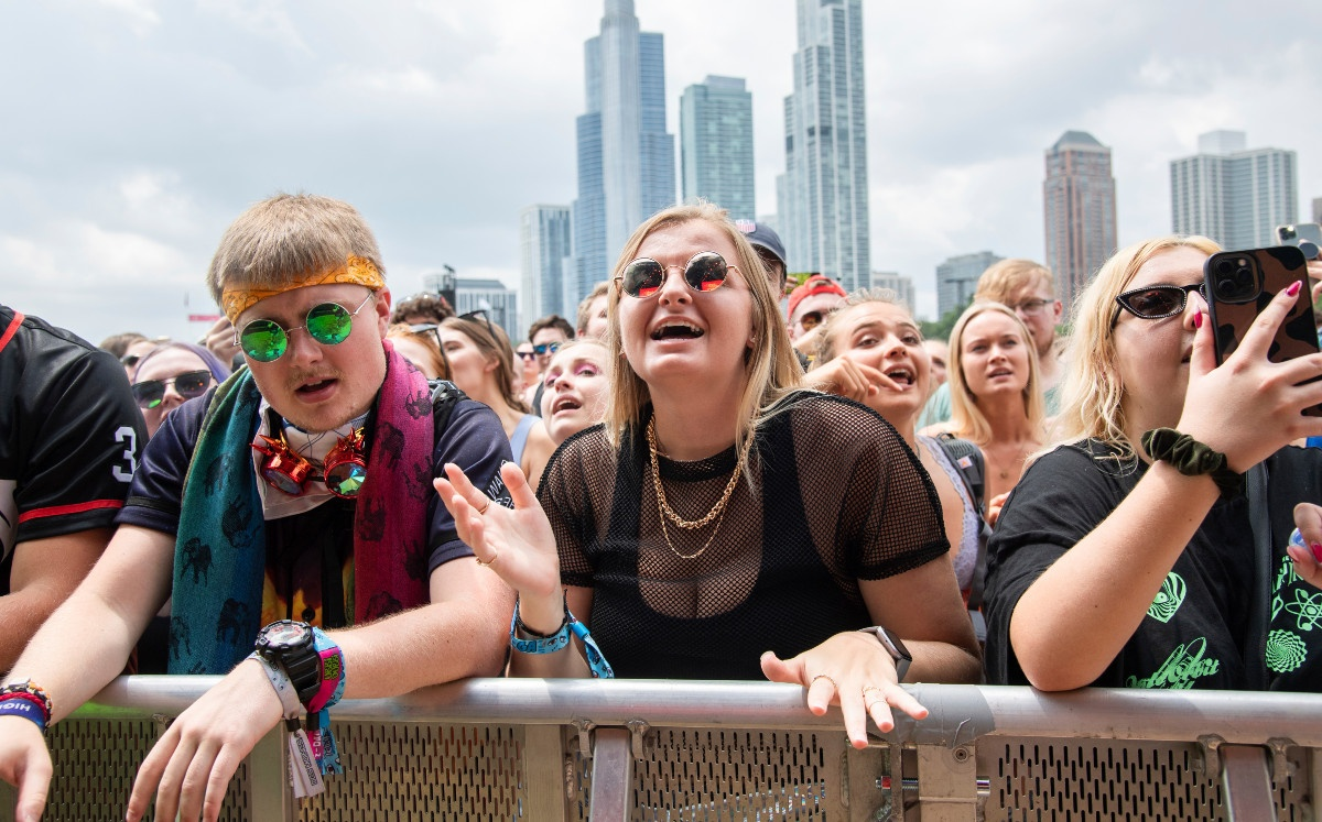 Lollapalooza requires vaccination or negative covid test to enter