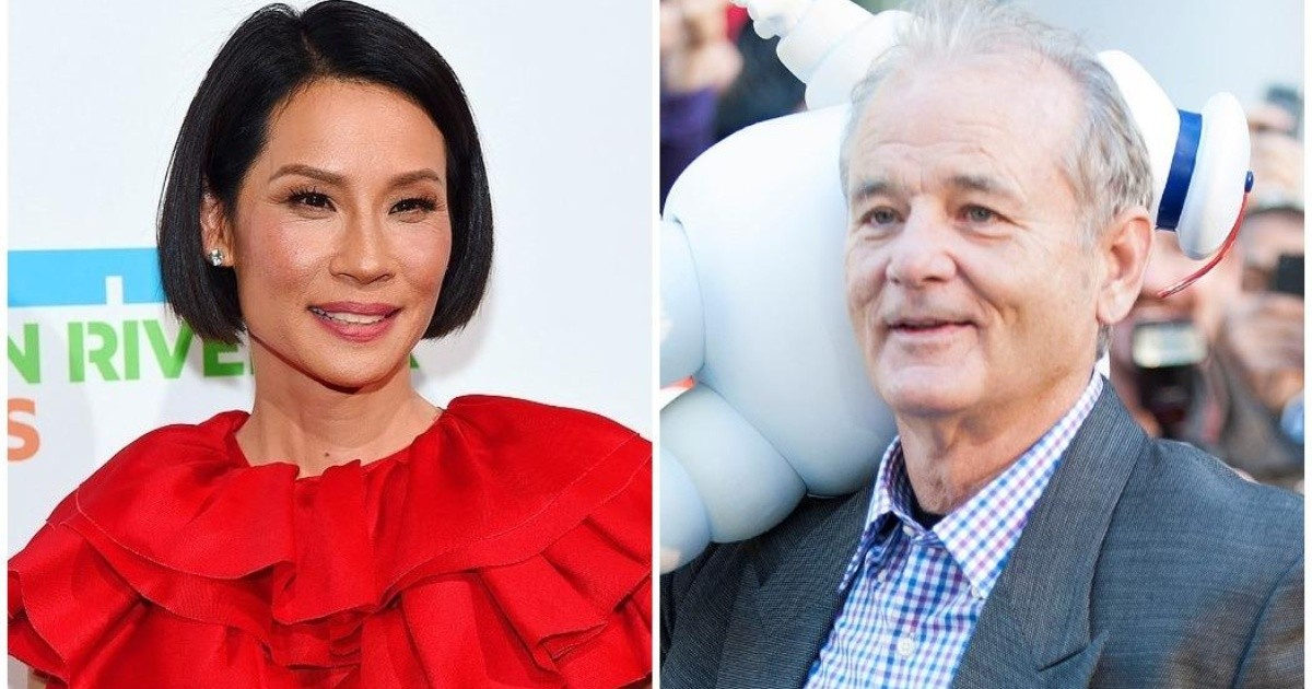 """Lucy Liu remembers the fight she had with Bill Murray on the set of """"Charlie's Angels"""""""