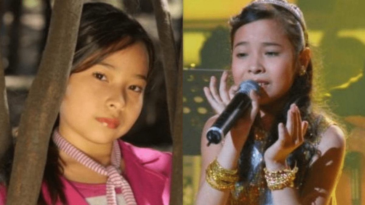 Magaby from Pequenos Gigantes turns 21 undergoes a radical transformation