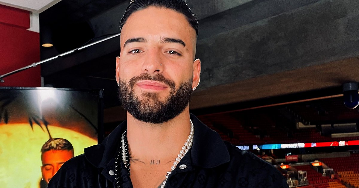 """Maluma spoke about his life and journey within the music industry: """"I prefer to have friends, not cheerleaders"""""""