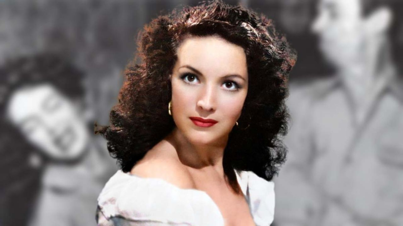 Maria Felix This is the banned La Dona movie that