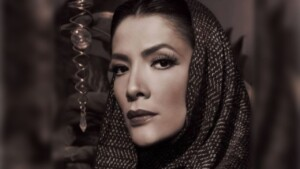 """María Félix's granddaughter reveals a new film and users assure that she acts the same as """"La Doña"""": VIDEO"""