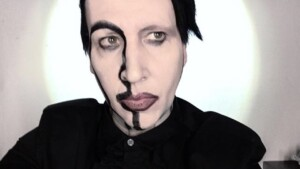 Marilyn Manson accused of spitting on a woman at a concert