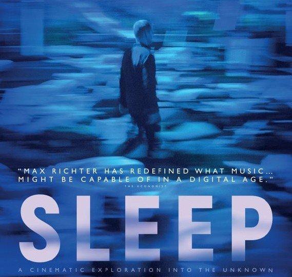 "'Max Richter's Sleep': a filmed chronicle of a ""soporific"" concert"