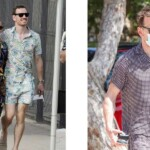 Michael Fassbender has the most original looks to visit Ibiza