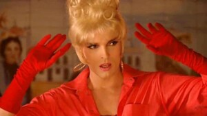 Miguel Bosé disguised himself as a woman in this FILM that you can see in PRIME VIDEO