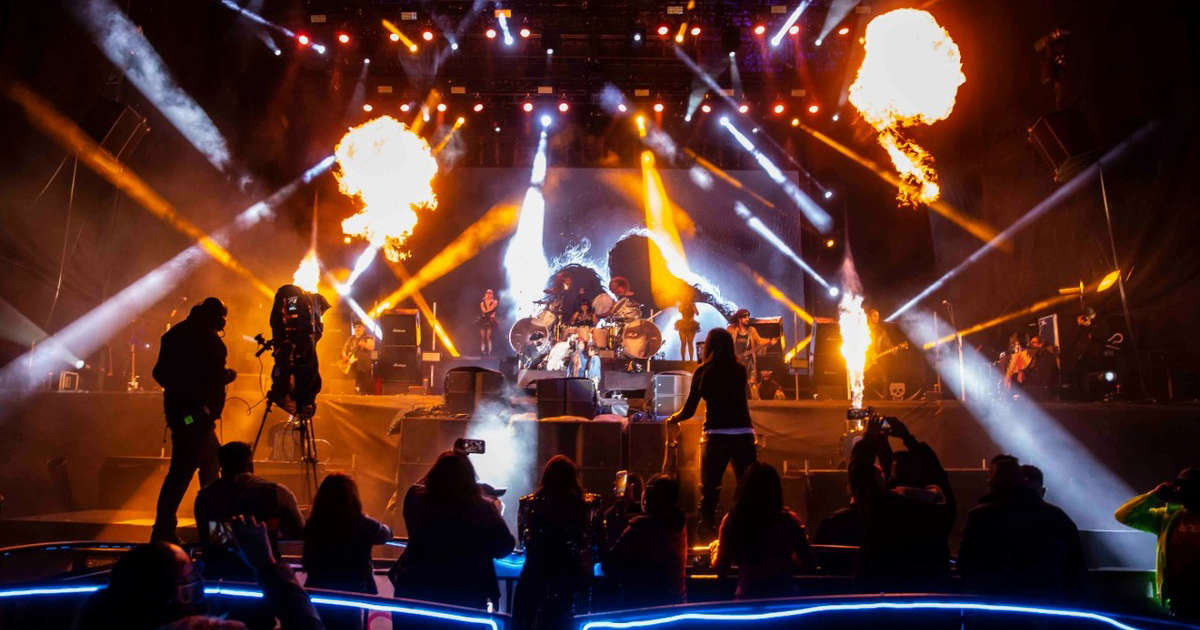 Moderatto celebrated 20 years of experience remembering Charlie Watts in.img