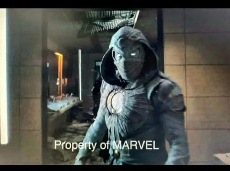Moon Knight: first glimpse of Oscar Isaac in costume? - CineSeries