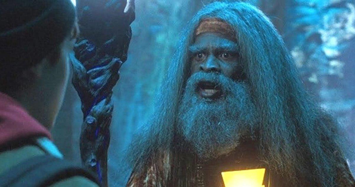 New Shazam! Fury of the Gods photos bring Djimon Hounsou back as a wizard
