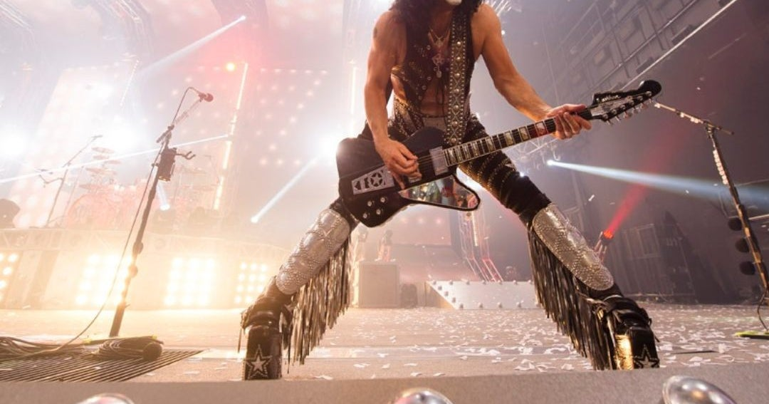 New date for KISS concert scheduled for October announced
