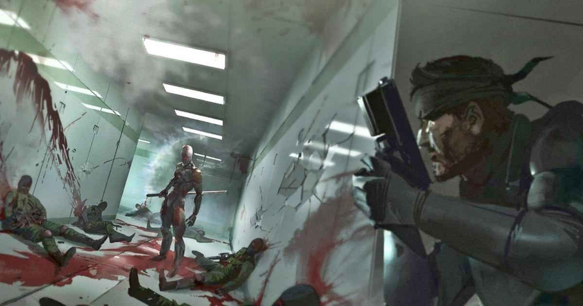 New fan art imagines what Oscar Isaac might look like as Snake in Metal Gear Solid movie