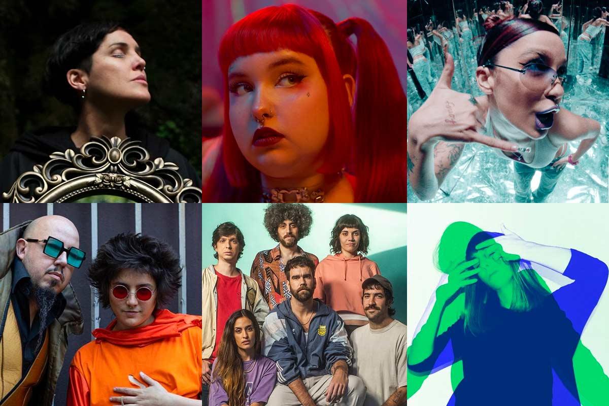New music: Nafta, Taichu, Rubio, Proyecto Gomez Casa with Melanie Williams, Guayaba and more