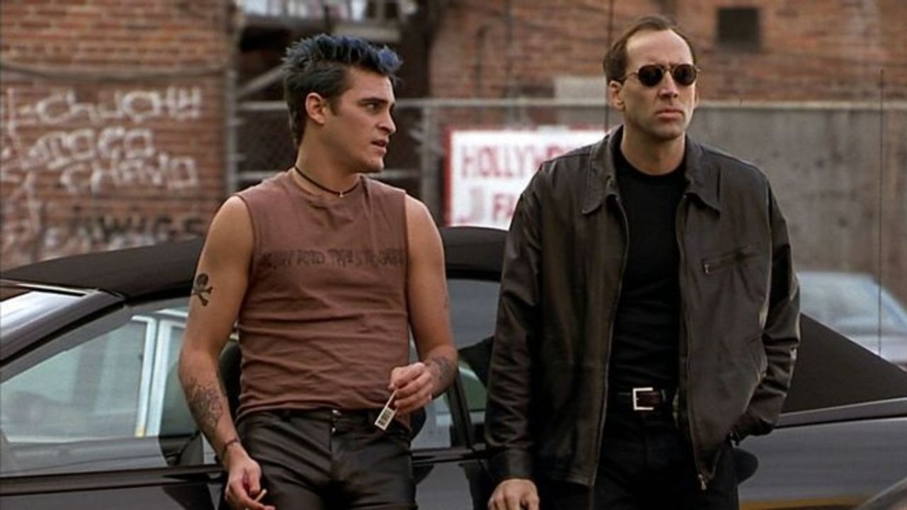 Nicolas Cage and Joaquin Phoenix starred in one of the