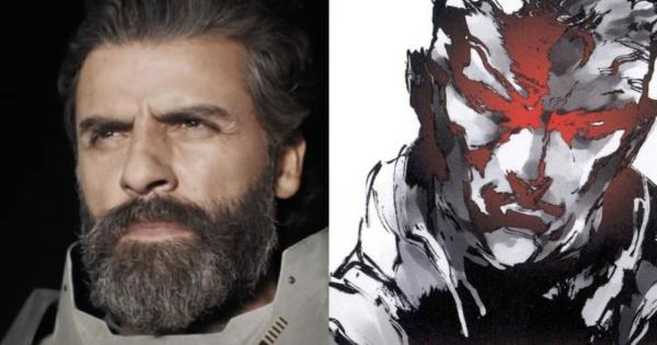 Oscar Isaac, star of the Metal Gear movie, reveals his fascination with the franchise | LevelUp