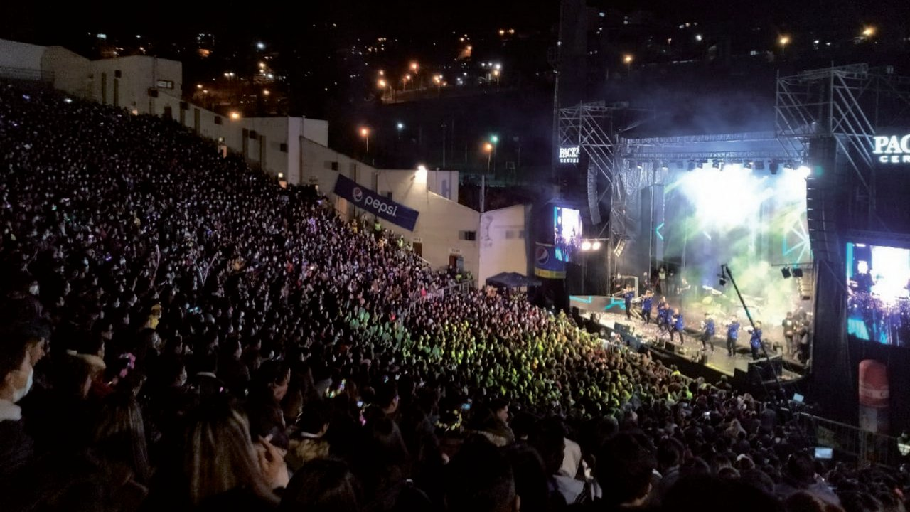 Parties concerts and lack of control herald an early fourth