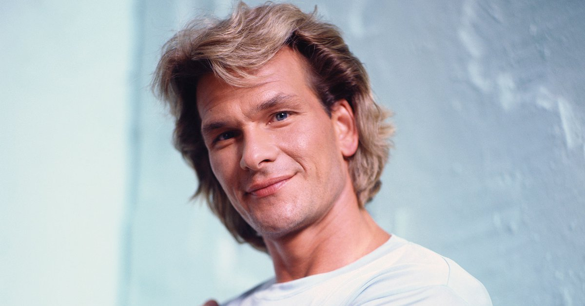 Patrick Swayze, the Hollywood heartthrob who always hid his dramatic story