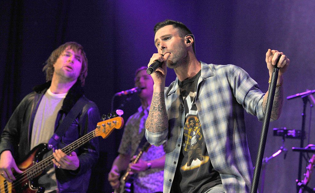 Proof of vaccination requested for Maroon 5 concert in Dallas