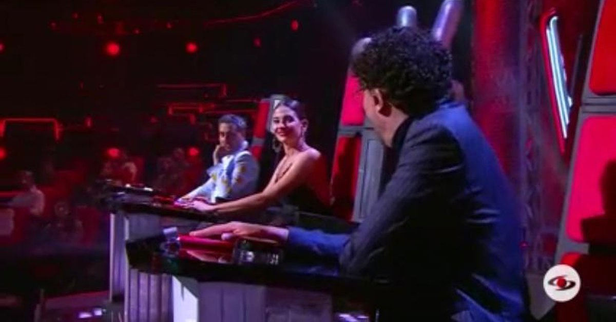 Rating Tuesday August 24: 'La Voz Kids' continues in the first place