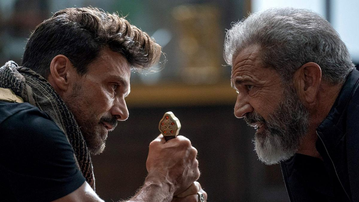 Review of Boss Level Groundhog Day by Frank Grillo for