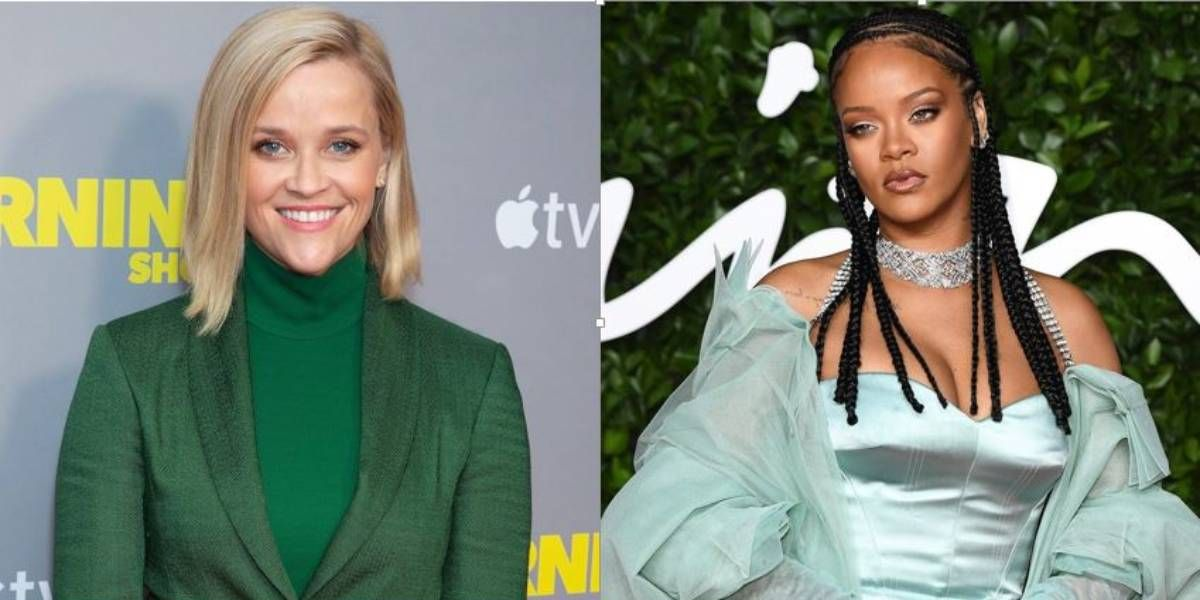 Rihanna and Reese Witherspoon: how the richest women in show business forged their empire