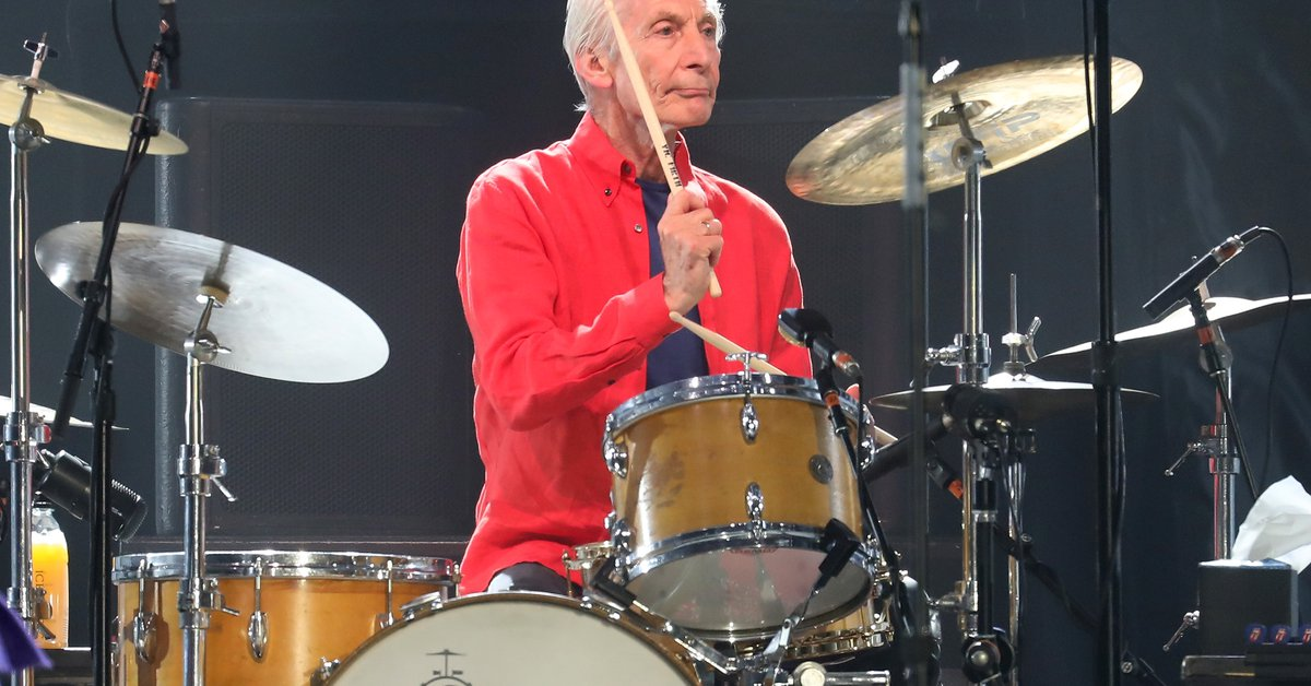 Rolling Stones drummer Charlie Watts died: he was 80 years old