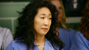 Sandra Oh and Kate Walsh in the movie Grey's Anatomy fans must see