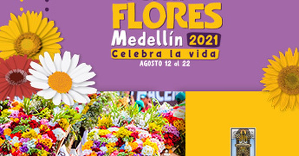 Schedule yourself with the free concerts that the Feria de las Flores brings in Medellín