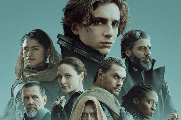 Seeing Dune on television is like driving a boat in