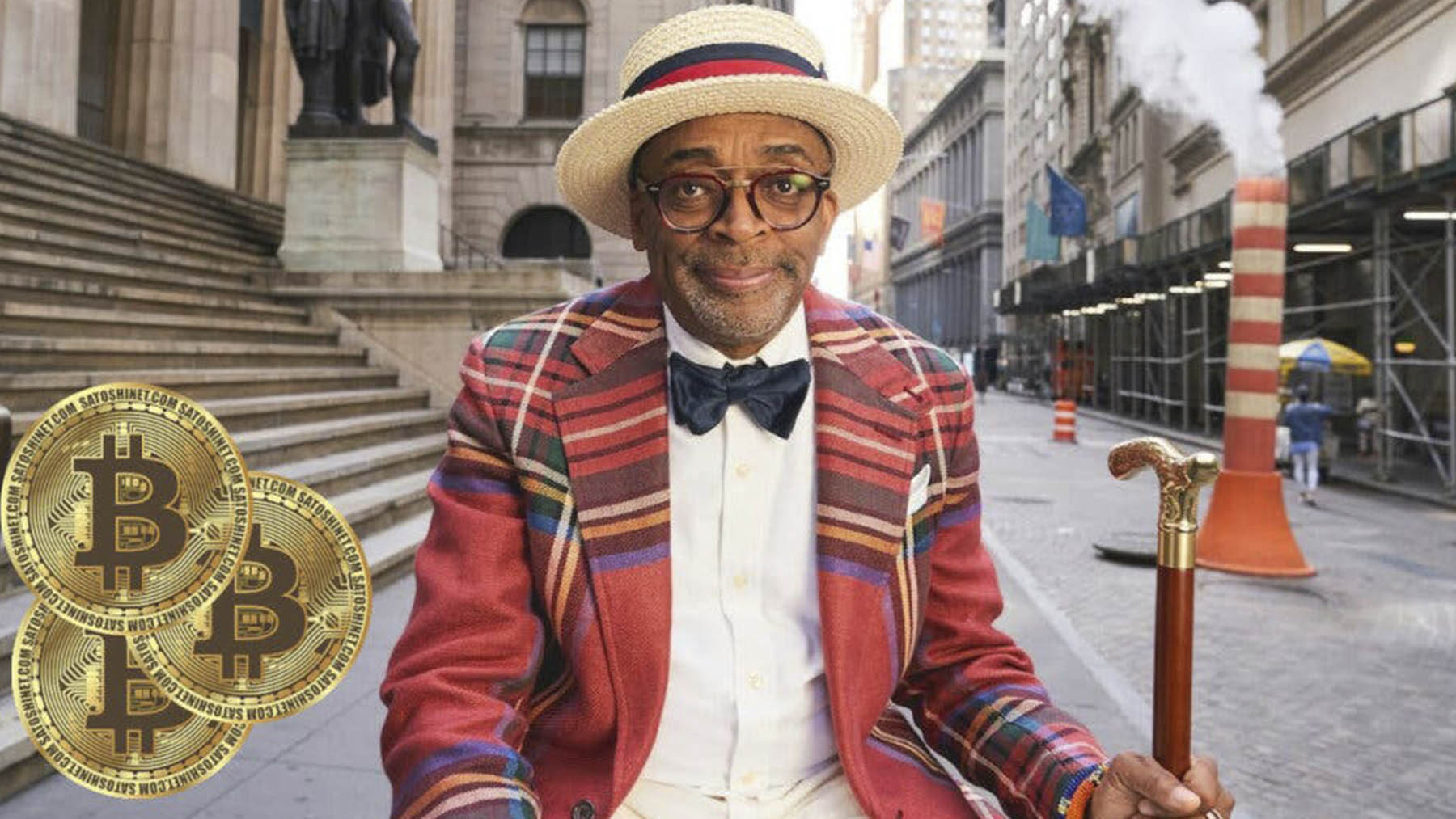 Spike Lee gives voice to conspiranoids in his documentary on