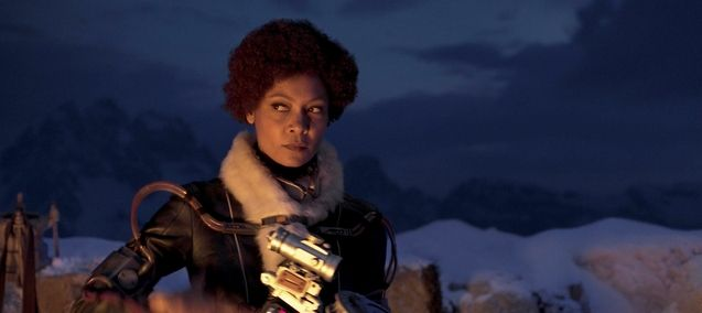 Star Wars why Thandiwe Newton is angry with Solo