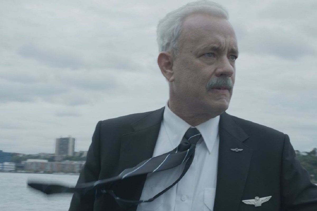 Sully, Feat on the Hudson: The movie based on a true story by Clint Eastwood and with Tom Hanks to watch on Netflix