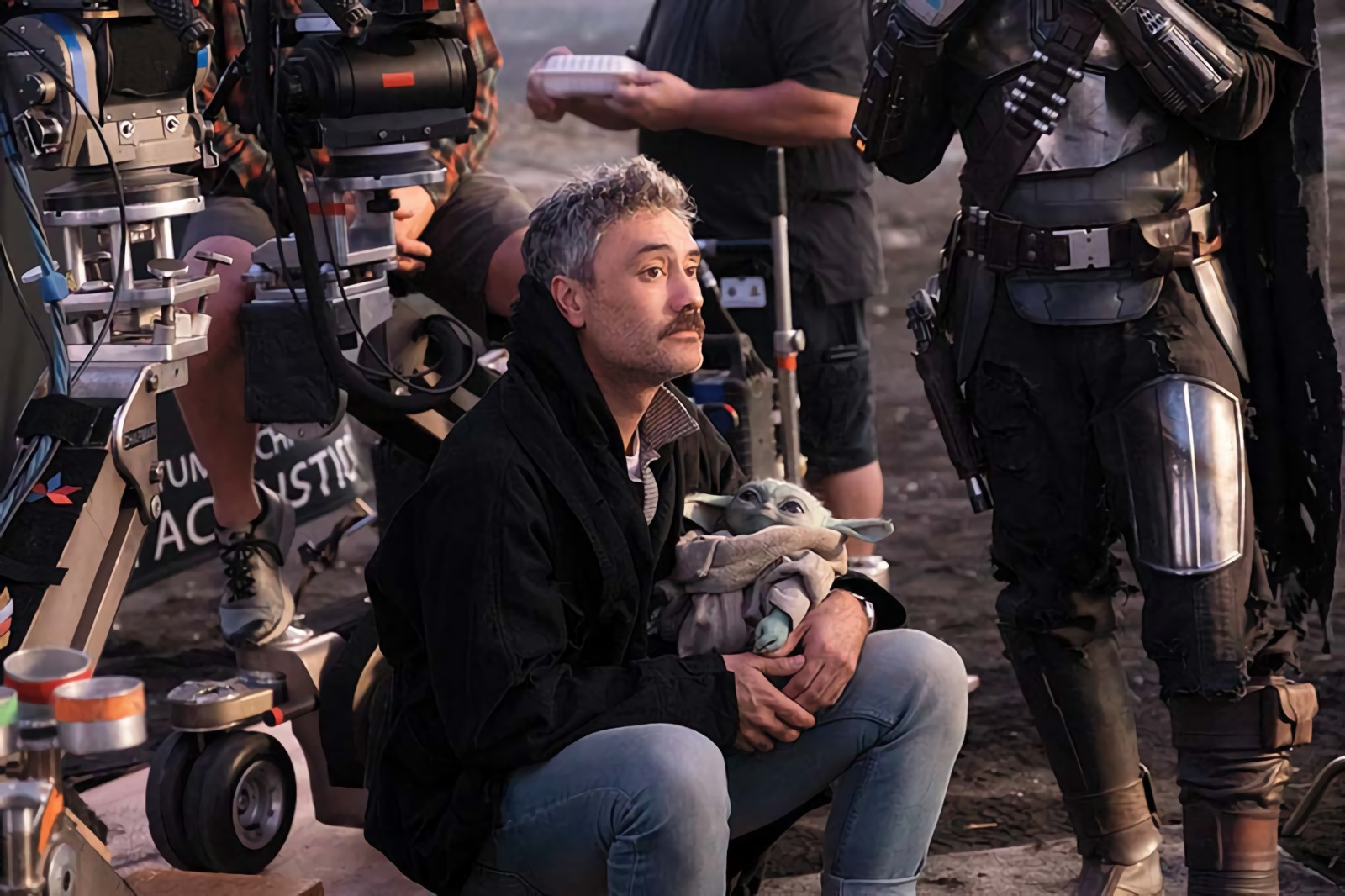 Taika Waititi will focus his attention, now, on his 'Star Wars' movie