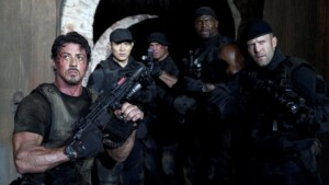 The Expendables 4: the film launches with Jason Statham, Sylvester Stallone and Megan Fox