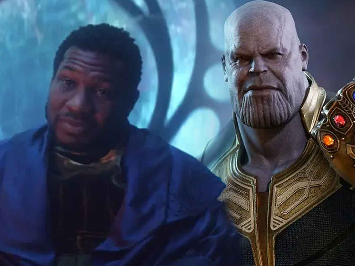 The big difference between Kang and Thanos in Marvel Studios