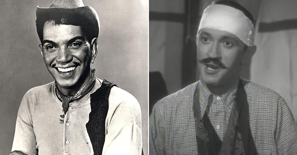 The day Shilinsky tried to humiliate Cantinflas