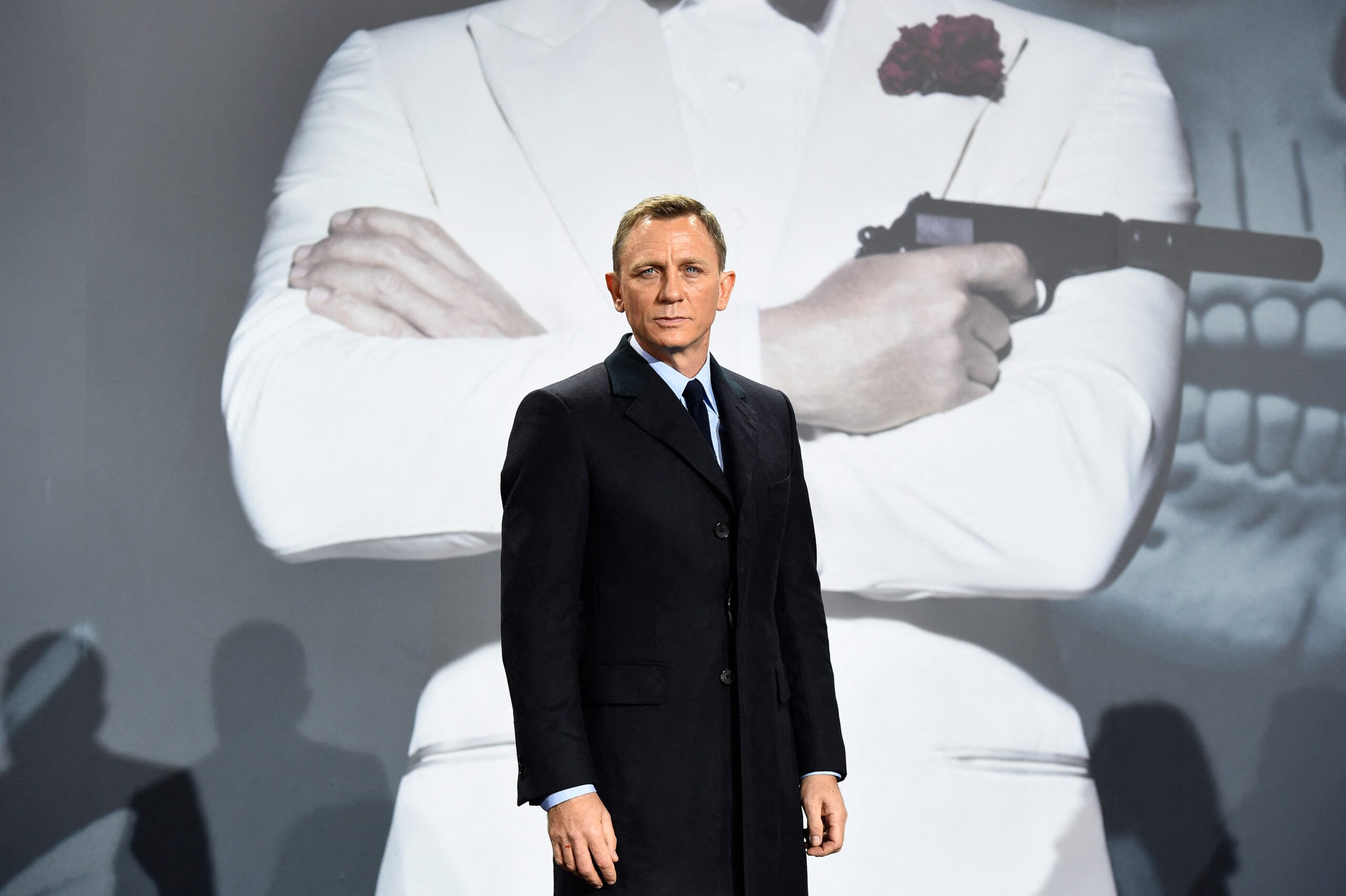 """The new James Bond shocks the CinemaCon festival (""""No Time To Die"""" and Daniel Craig's latest appearance as Agent 007)"""