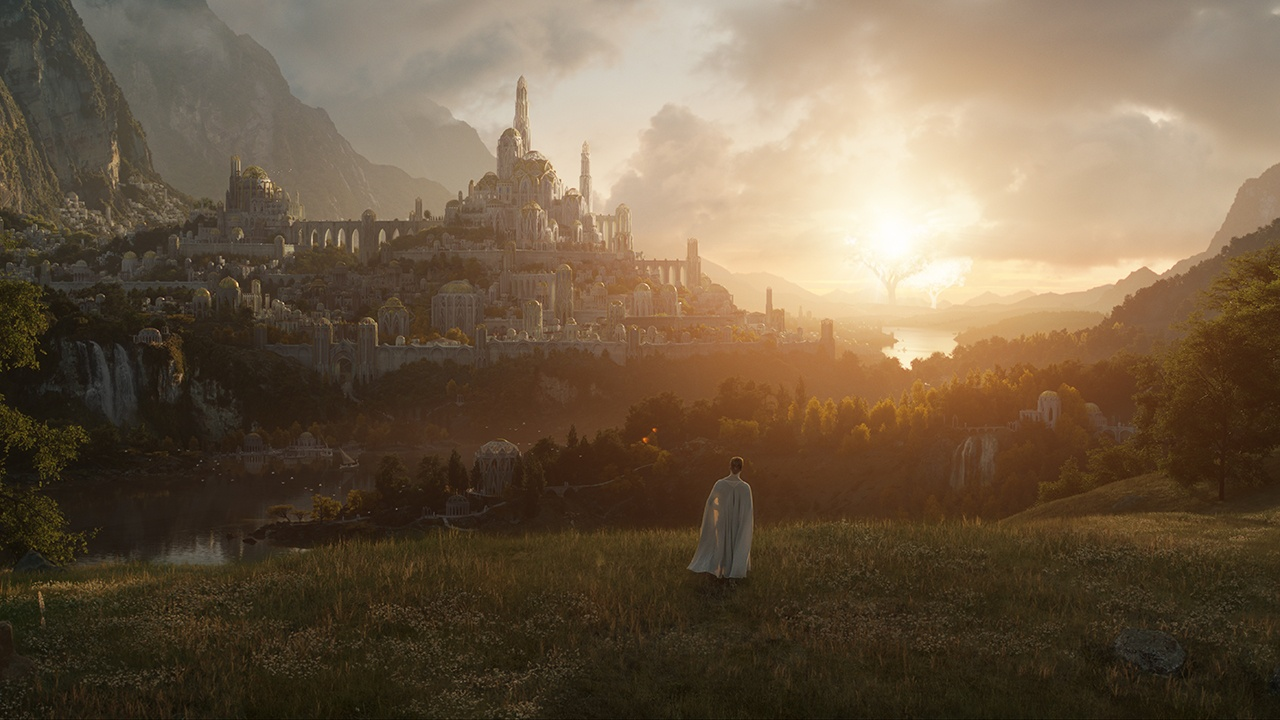 The series The Lord of the Rings leaves New Zealand