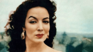 The story of María Félix's forbidden film that everyone remembers, but few speak