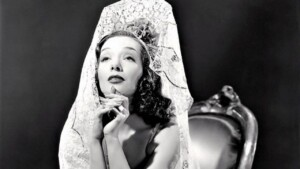 The tragic story of the first Golden Film actress who came to Hollywood and then committed suicide