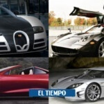 These are the luxurious cars of the richest men in the world