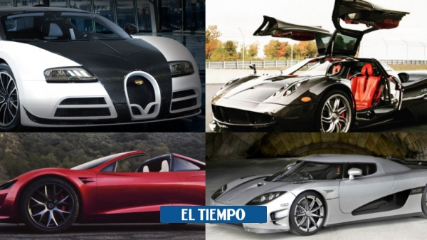 These are the luxurious cars of the richest men in