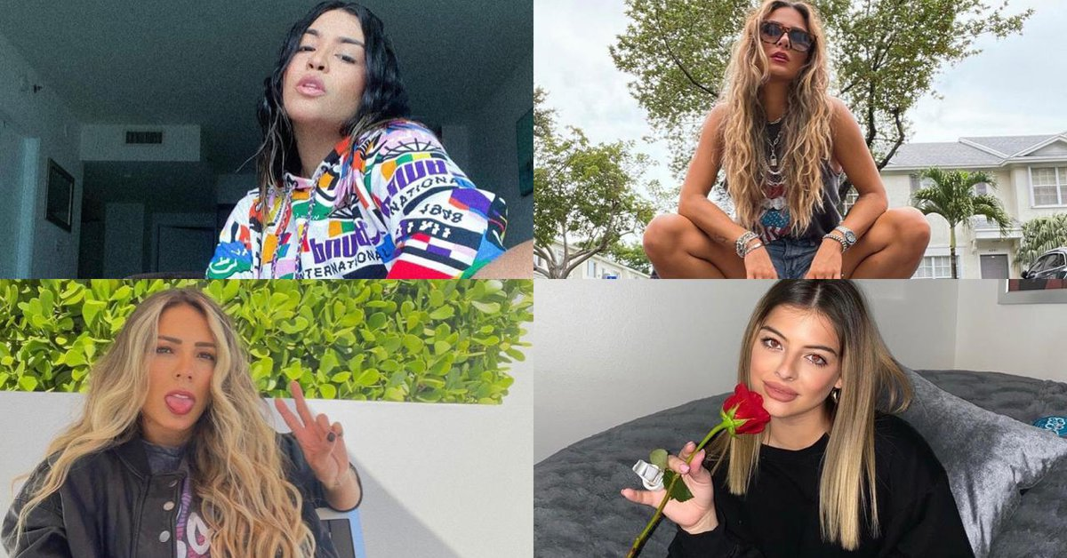 These are the new Colombian Queens of Flow making their
