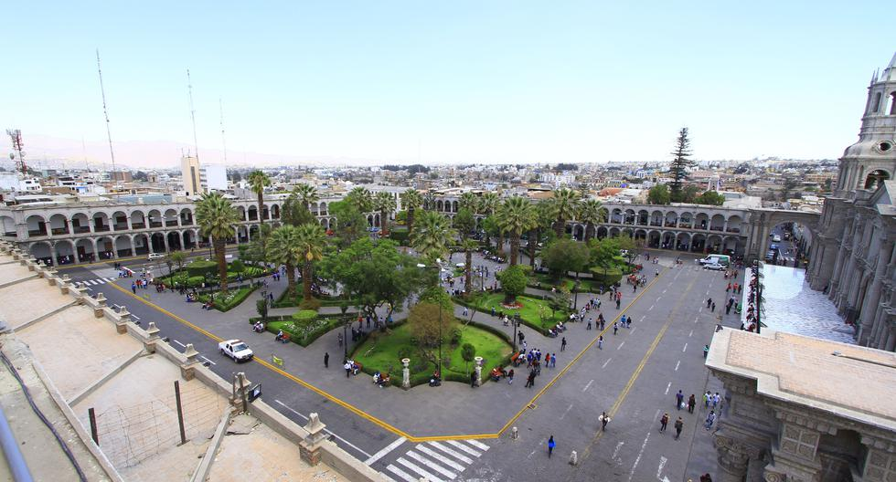 They will criminally denounce those who organize parties and concerts for the anniversary of Arequipa